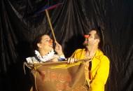 Espetáculos - Cia Circo de Trapo - Circo de Poesias