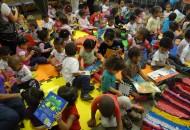 Mediação de Leitura para Bebês